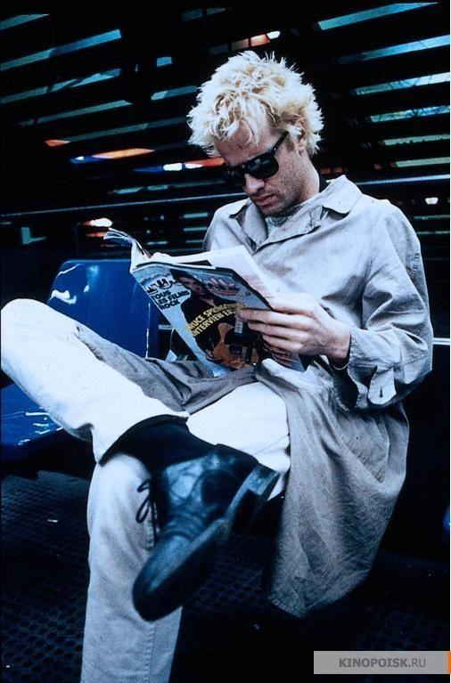 'Subway' (1985) Luc Besson  Avec Isabelle Adjani et Christophe Lambert
