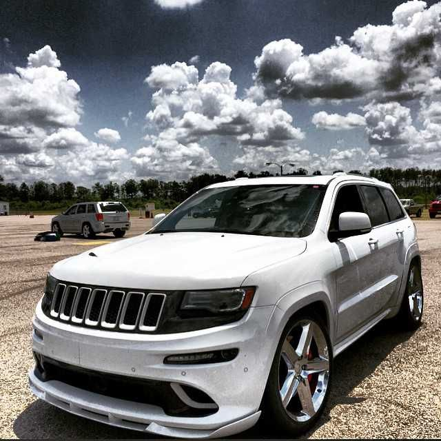 Pin By Custom Mopar Pillars On Jeep Grand Cherokee Wk2 Srt Track