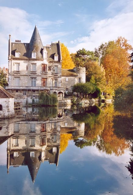 2097 best France - I love it images on Pinterest Beautiful places - chambre des metiers de seine et marne