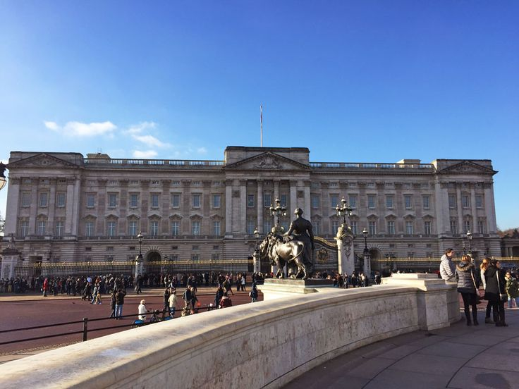 Buckingham Palace nel London, Greater London