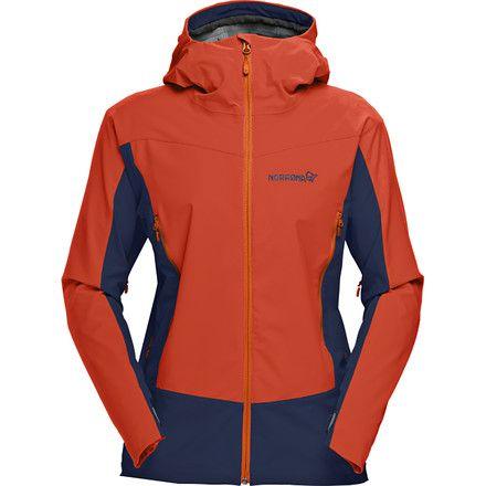 Norrøna Falketind Windstopper Hybrid Softshell Jacket - Women's