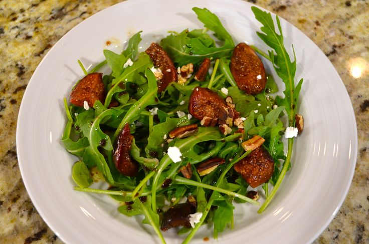 ... | Spinach Salad Recipes, Warm Bacon Dressing and Arugula Salad