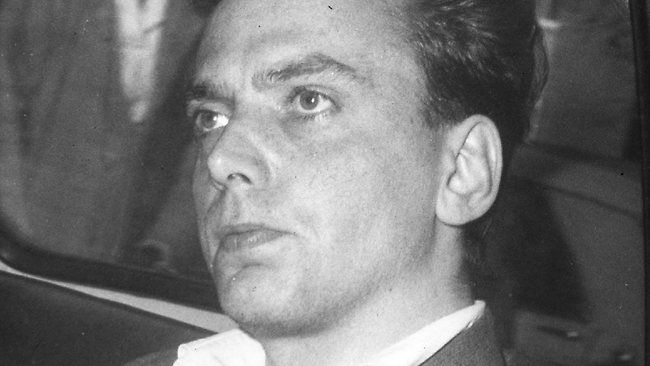 Reviled mass murderer Ian Brady, who murdered five children in 1964 with lover Myra Hindley. Picture: UPI