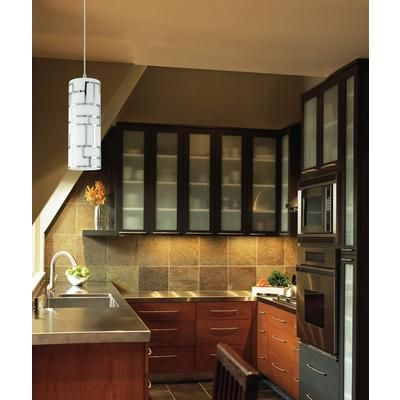 Eglo - Bayman 1 Light Hanging Chrome Finish With Opal Glass - 200285A - Home Depot Canada
