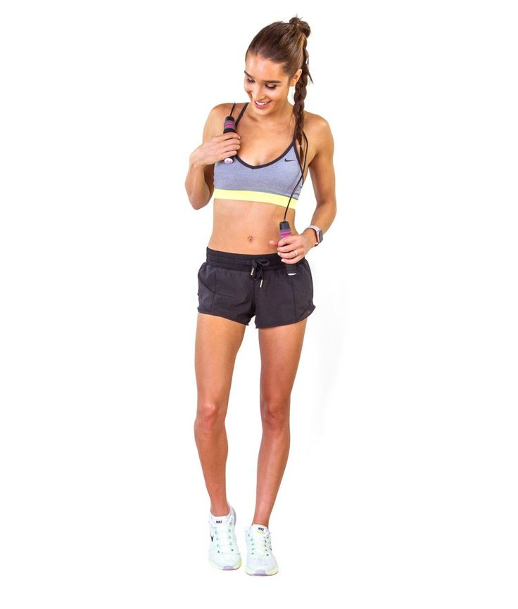 jumping rope weight loss exercise