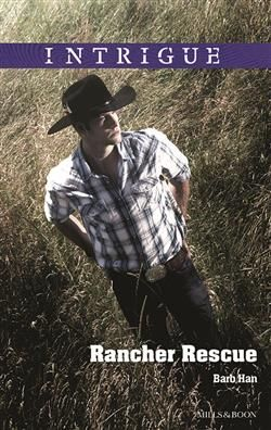 A handsome #cowboy comes to the rescue #intrigue #heroes