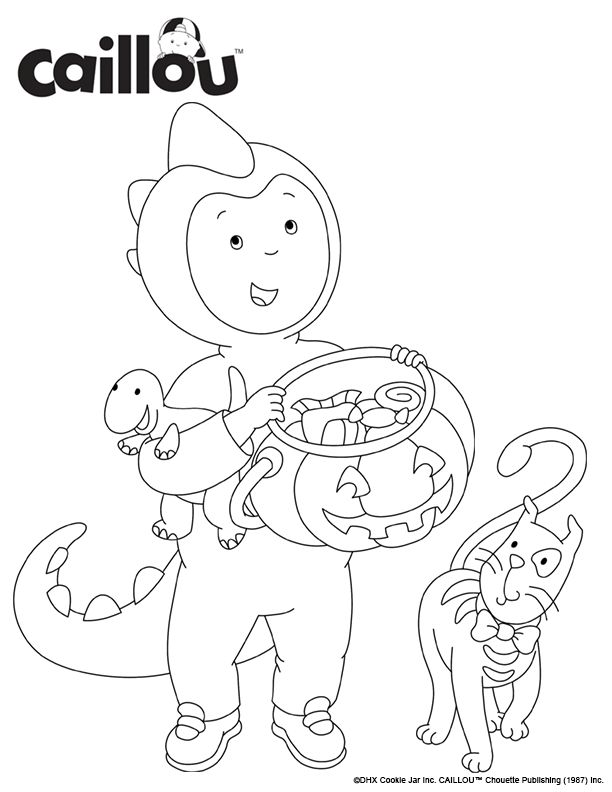 caillou printable coloring pages - 17 best images about caillou coloring fun on pinterest