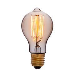 ретро-лампа Edison Bulb A60 F2