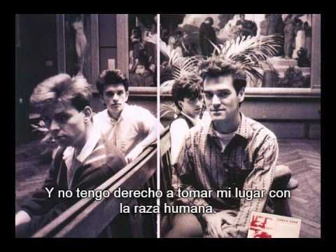 The Smiths - Bigmouth Strikes Again (Subtitulos en español)