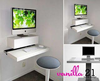 Contemporary Computer Desks Ideas | Furniture | Vanilla 21