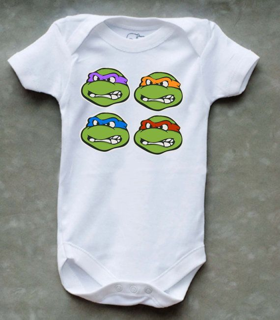 Teenage Mutant Ninja Turtles Onesie -