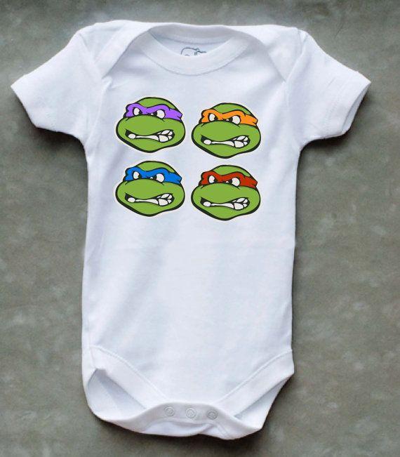 Teenage Mutant Ninja Turtles Onesie -