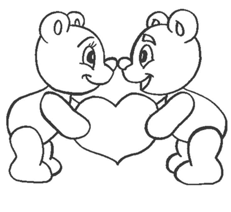 60 Dibujos Faciles Para Colorear Los Mas Pequenos Colorear Imagenes Dibujos Faciles De Amor Dibujos Faciles Corazon Para Colorear