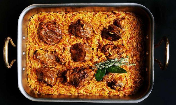 Mhhh ... Giouvetsi! Griechische Küche für Sonntage.