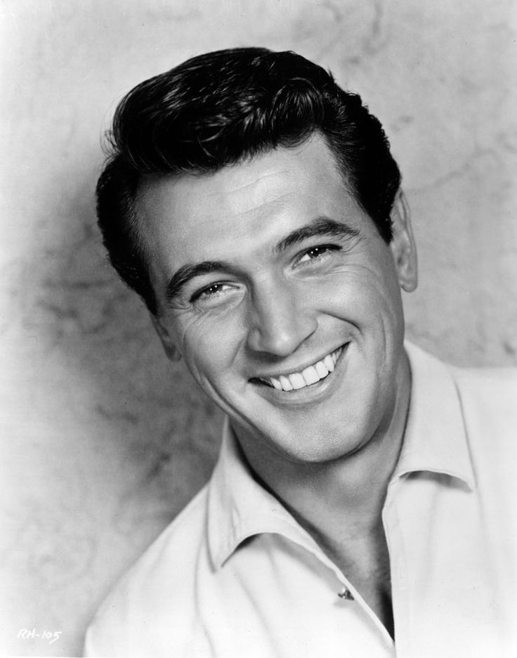 Rock Hudson - my pick for best looking man...ever.