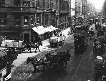 Dale Street, Liverpool 1900.