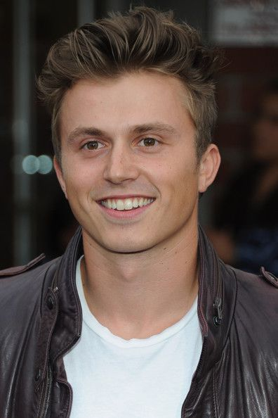 Kenny Wormald Actor Kenny Wormald arrives at the premiere of Paramount ...