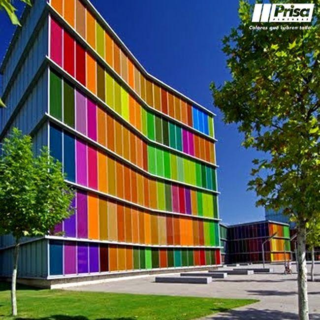 Colores y arquitectura de el museo de arte contempor neo for Arquitectura islamica en espana