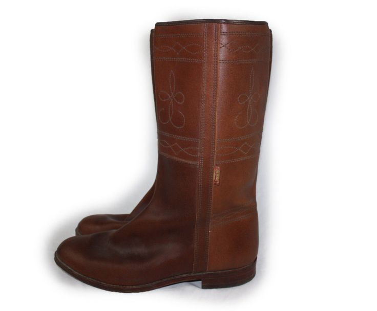 Vintage womens riding boots Valverde Del Camino Women's horse motorcycle Riding Boots Spain Leather 10 by DieVoltVintage on Etsy https://www.etsy.com/listing/265520922/vintage-womens-riding-boots-valverde-del