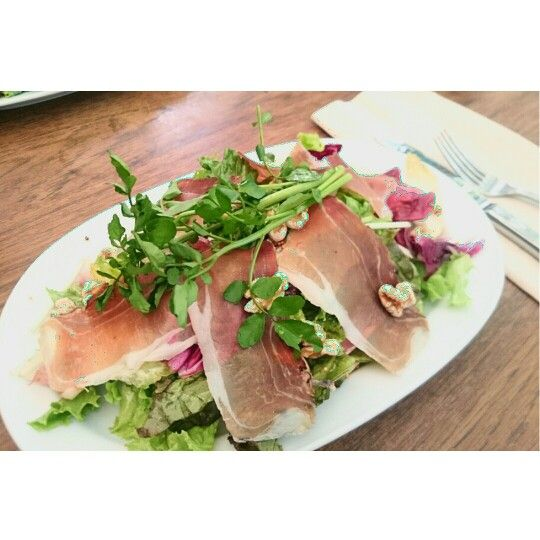 CrissCross's salad @ Omotesando  Like it ~ ♡