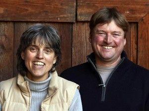 Hans-Peter and Edel Ziereisen. German Wine Tour, Baden Spätburgunder. German Pinot Road Tour