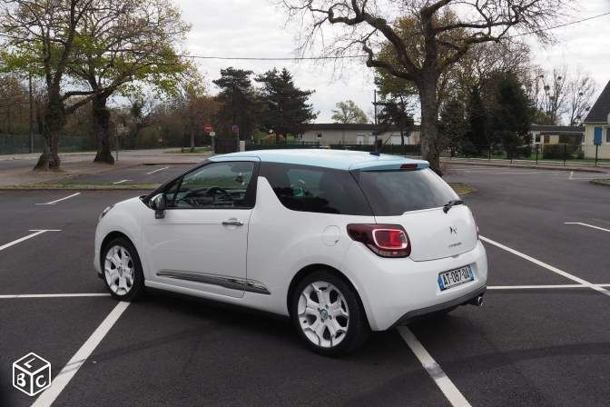 Citroën ds3 hdi so chic airdream ds 3