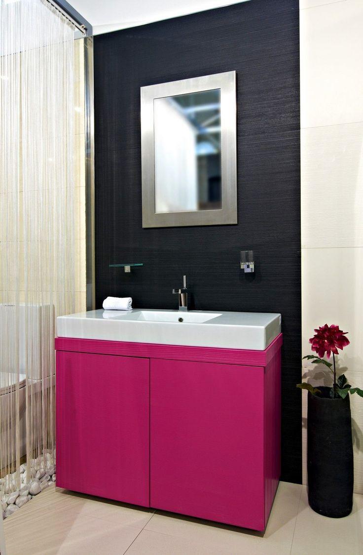 The 25 Best Hot Pink Bathrooms Ideas On Pinterest Diy