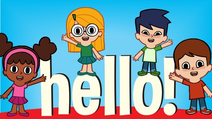 "Get ready to learn with ""Hello!"" Greet your friends and get warmed up for lessons with this fun and active song about feelings from  Super Simple Songs."