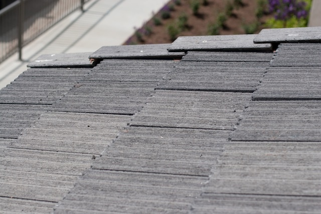 DURABLE CONCRETE ROOF TILES - Concrete roof tiles not only enhance your homes curb appeal, but are durable and warp resistant. #newhomes #irvine