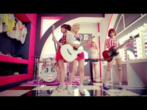 AOA BLACK - MOYA (모야) MV - (Members: Seolhyun - Choaya - Hyejeong - Chanmi - Yuna - Mina - Jimin - Y)