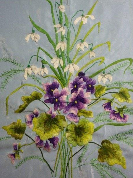 Gallery.ru / Фото #152 - подборка разной вышивки из инета - ninmix
