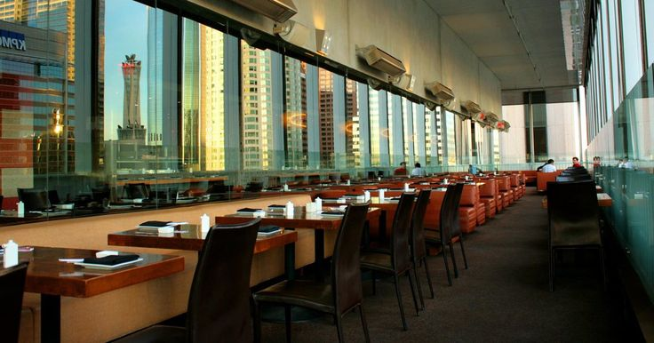 For sushi with a view, there's Takami in DTLA. The 21st-level restaurant has next-level views of Los Angeles and serves pretty darn good sushi to match. The menu is heavy on robata, featuring...