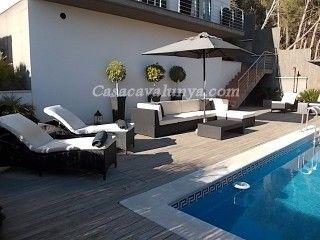 Location+villa+Olivella+Barcelone+pour+6+personnesLocation de vacances à partir de Olivella @HomeAway! #vacation #rental #travel #homeaway