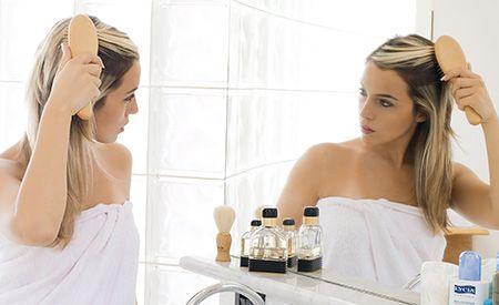 Die Allergie vom Haarfärbemittel, wie zu behandeln