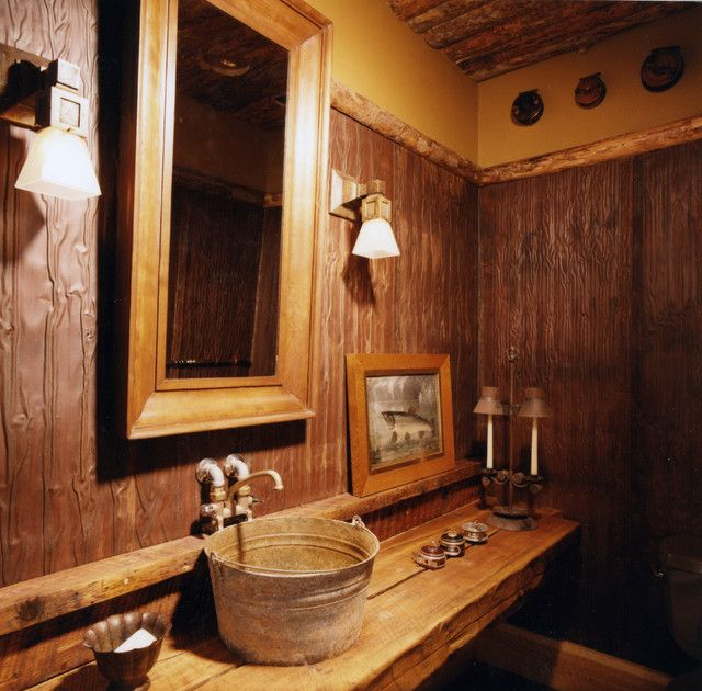 The 25 best Rustic bathroom lighting ideas on Pinterest Rustic