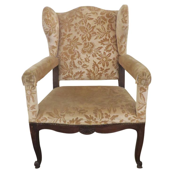 18th Century Louis Xv Reclining Chair From A Unique