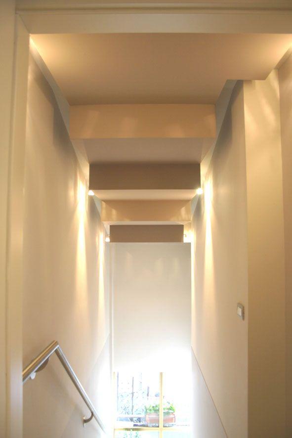 Erreffestudio - Vano scala e contro soffitto
