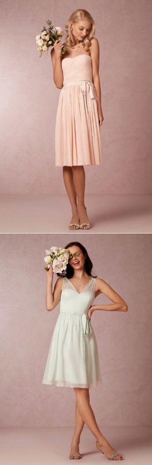 Best 20  Cute bridesmaid dresses ideas on Pinterest | Bridal party ...