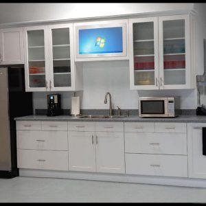 Finished Kitchen Cabinet Doors Only