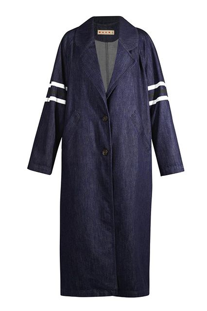 Holiday Essentials To Buy For YOURSELF #refinery29  http://www.refinery29.com/womens-holiday-clothes#slide8  Because Mother Nature May Just Strike With A 50 Degree Day It's never too early to prep your warmer wardrobe. While this lighter weight denim coat won't necessarily work for sub-zero temps, it's perfect for those rare days when it gets above 30.