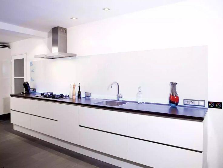86 best Keukens images on Pinterest | Kitchen, Kitchen ideas and ...
