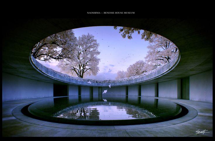 Tadao Ando, Naoshima