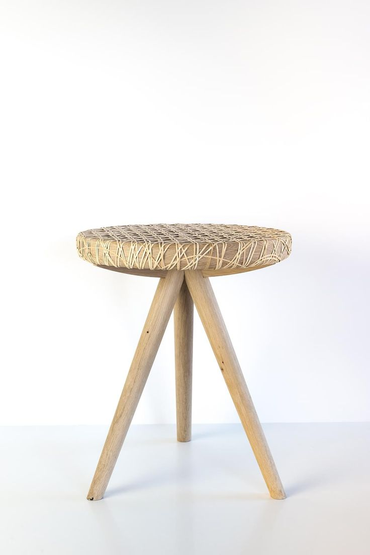 Amazing Unique Hand Caned Rattan Stool From The Matmatic Collection By Dutch Design  Company JONGHLABEL. Furniture Design Ideas