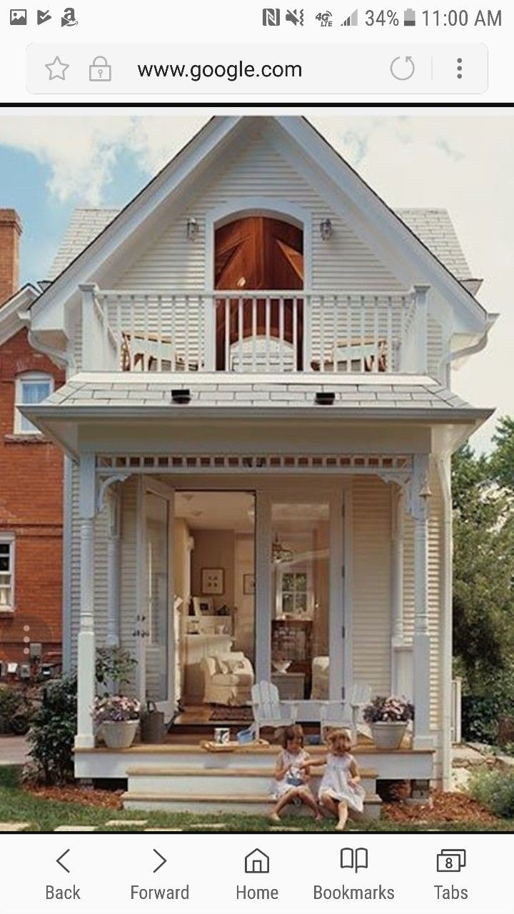Pin by Elizabeth Navarro on houses i like Small cottage home