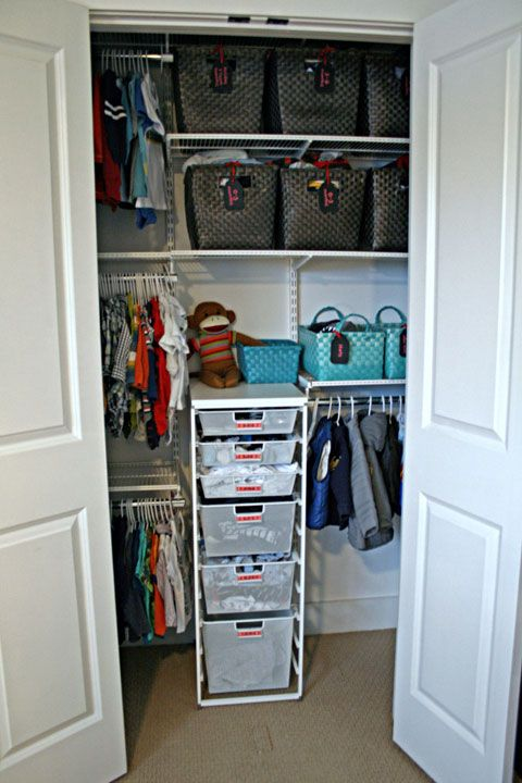 Switch Out Sliding Closet Doors With Ones The Fold Out. This Gives You  Ample Room