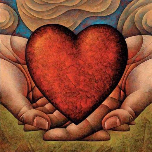 Corazones con corazón. 5c5f31f0c6f0a312244b19d8806fd9e7