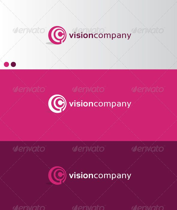 visioncompany #GraphicRiver This is a simple and nice logo,the logo it's all in vector formats .ai and .eps and it's easy for edit,this is the font used : .dafont /sansation.font Enjoy it! Created: 28September11 GraphicsFilesIncluded: VectorEPS #VectorEPS Layered: No MinimumAdobeCSVersion: CS Resolution: Resizable Tags: business #company #element #ellipse #pink #professional #tech #vision