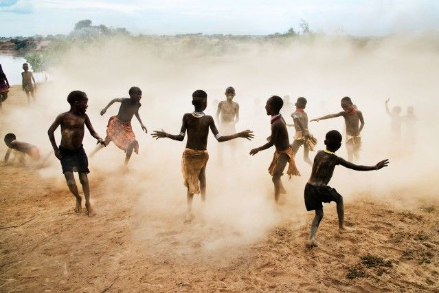 Ethiopia Photography by Steve McCurry