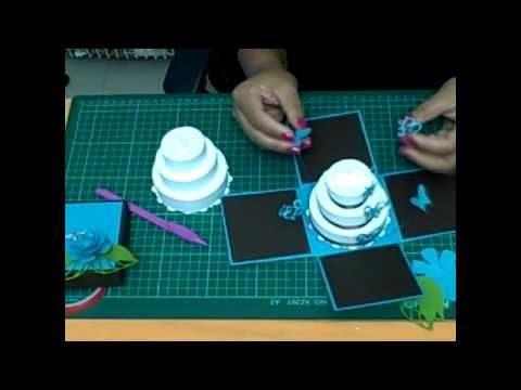 3 Tier Cake Project Assembly