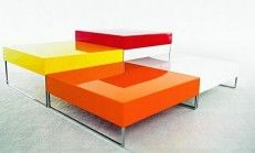 2016 Colorful Patterned Hall Stand Models